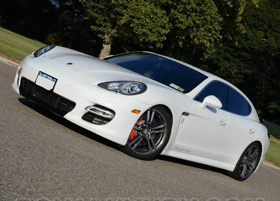 Porsche panamera rental nyc