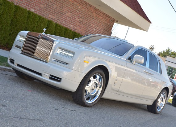 wow! rolls royce limo rental nyc - vip limousine service
