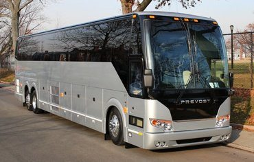 coach bus rental nyc