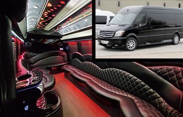 cheapest sprinter limo rental in new york
