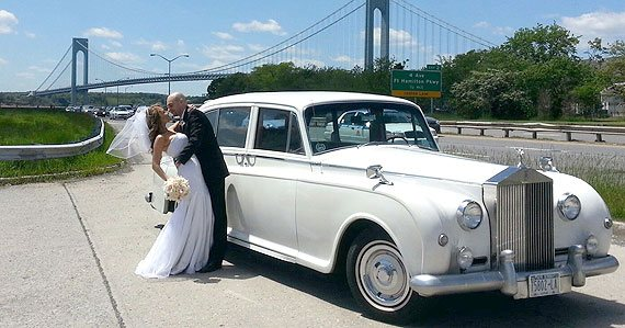wedding limo in new york