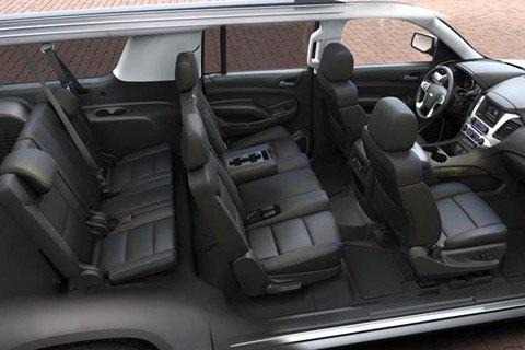 2017 Suburban Luxury Suv Limo Rental Nyc Vip Limousine